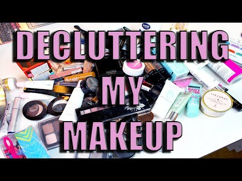 Decluttering My Makeup Collection #3