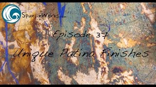Chemical Patina on Silver and Copper // How-To (Ep. 37)