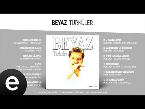 Sıra Sıra Siniler (Beyaz) Official Audio #sırasırasiniler #beyaz