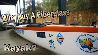 5 Reasons Why You Should Buy A Fiberglass Kayak(Some people might be wondering why you would choose to get a fiberglass kayak over a plastic one. Here's 5 reasons why! 5 reasons why you should buy a ..., 2016-01-15T00:49:44.000Z)