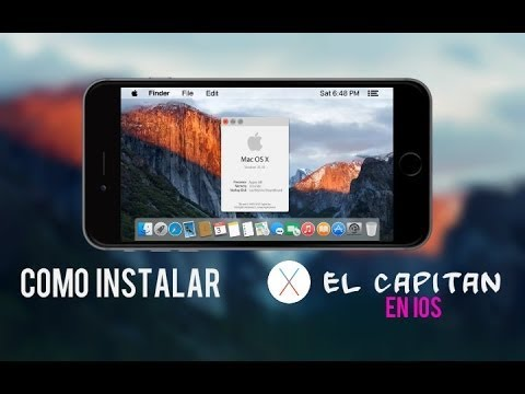 INSTALL MAC OS X ON IOS 10 & 11 WITHOUT JAILBREAK