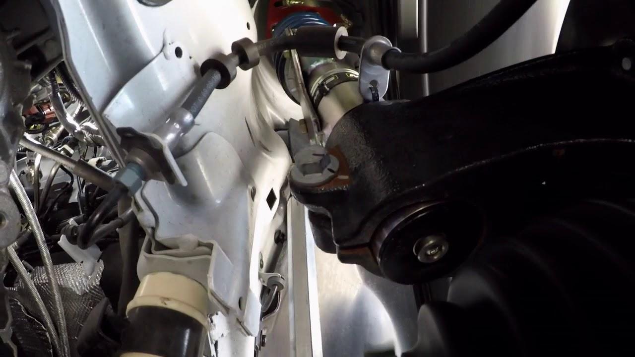 Hank's RS - Front Sway Bar Fix