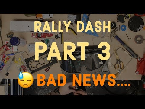 Classic Mini DIY - Rally Dash THE FINAL CHAPTER