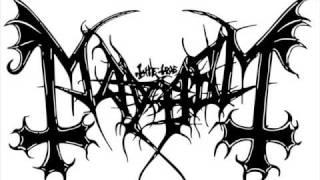 Mayhem- Necrolust
