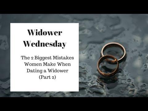 dating advice to a widower