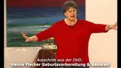 """Handwerkszeug """"Atemarbeit"""" unter der Geburt / Hebamme Hanna Fischer / DVD"""