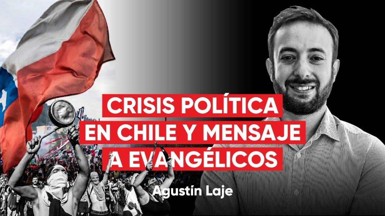 Análisis sobre CRISIS en CHILE 💥 y mensaje a evangélicos   Agustín Laje