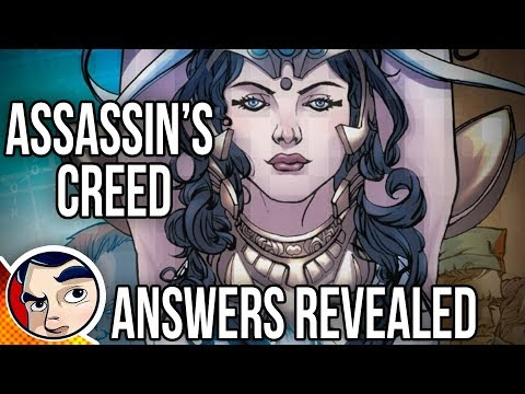 "Assassin's Creed ""Modern Day Plot Conclusion"" - Complete Story"
