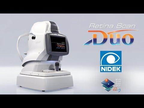 Nidek RS 330 Retina Scan-Duo