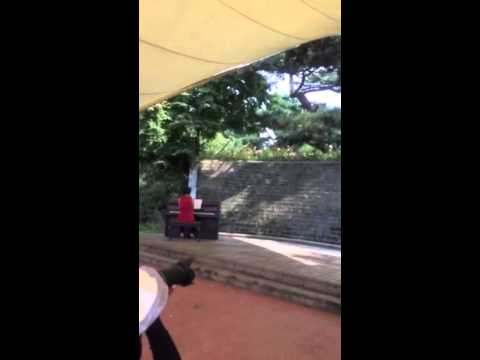 Talent Donation 꽃밭에서 -seoul grand park zoo