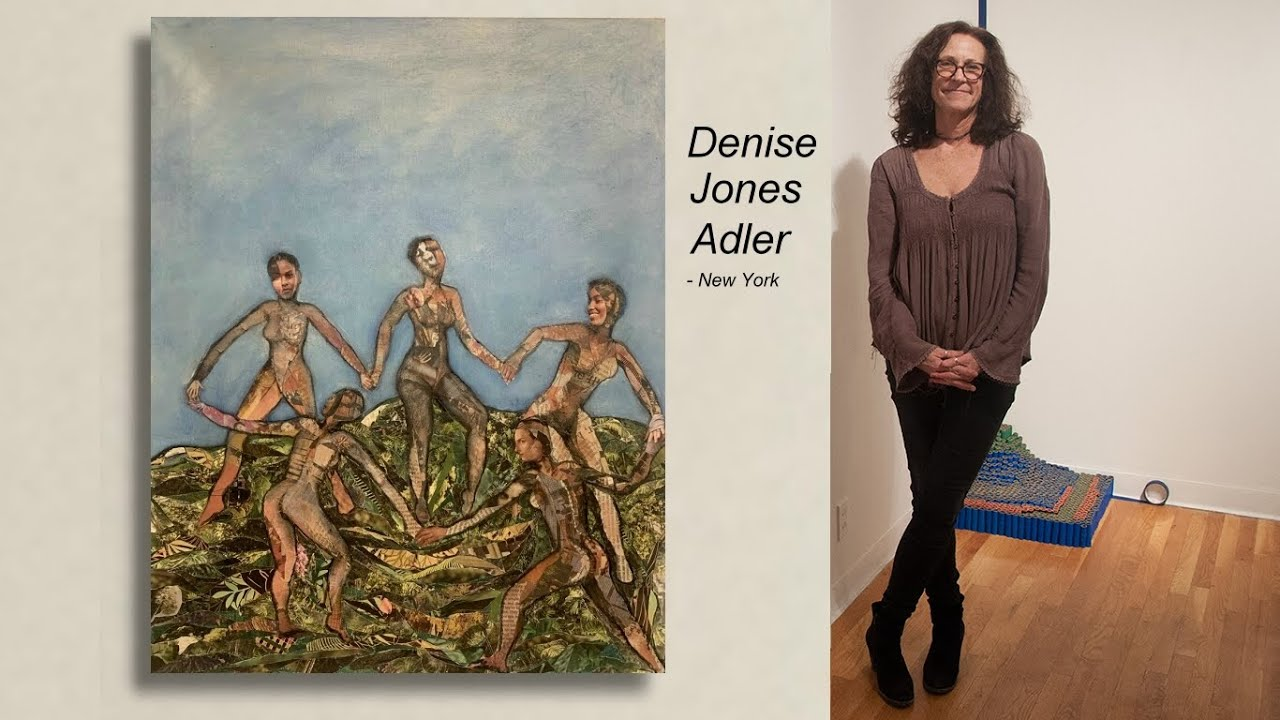 Denise Jones Adler /portraits and dreamscapes that express the mythic and legendary