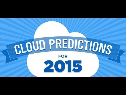 Cloud Predictions for 2015 with Rackspace CTO John Engates