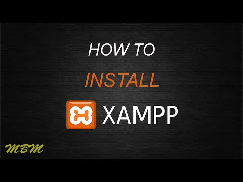 How to install XAMPP single or multiple versions on Windows 10