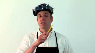 David Rees' How to Sharpen Pencils: The Commercial