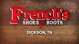 French's Shoes & Boots Commercial
