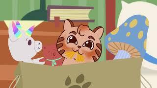Премьера! - ГРОМКО - ТИХО - Мультяшки-объясняшки - Веселые мультики для детей