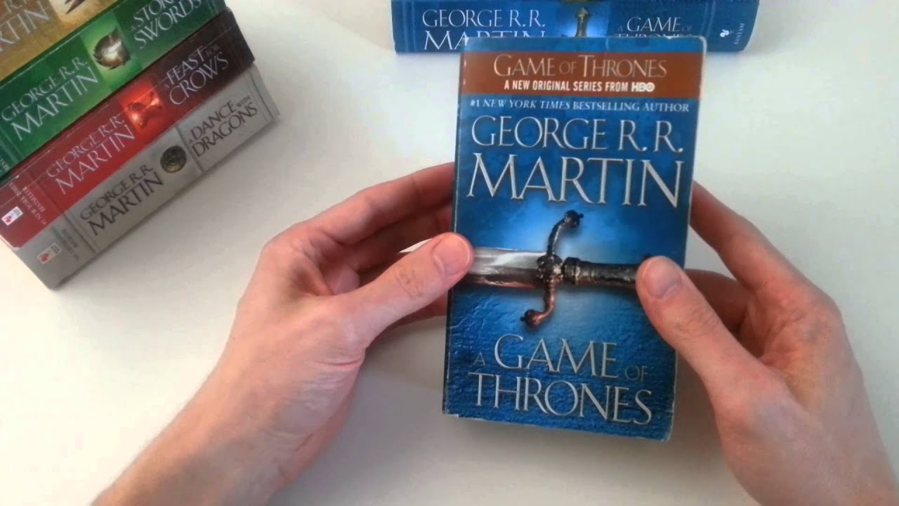 Book Look Review Of A Game Thrones