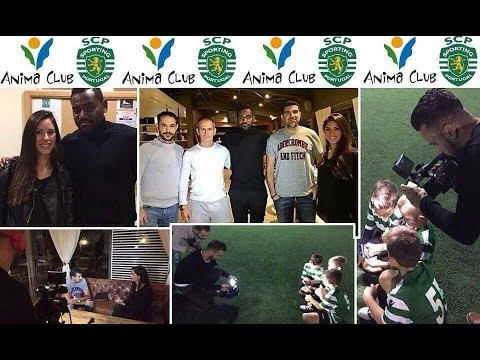 Sporting Clube de Portugal - Anima Club (Academy Athens)