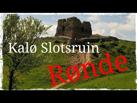 Kalo Castle (Kalø Slotsruin), Roende (Rønde), Djursland, Denmark