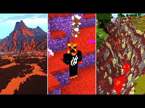 The NEW Minecraft BIOME! (WARNING: HARD)