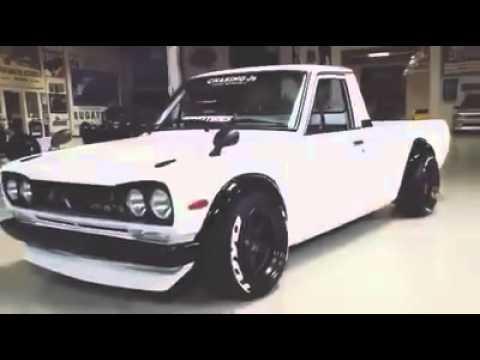 2016 Nissan Skyline >> Nissan GTR hakosuka Pickup - YouTube