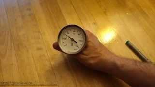 How works bi-metal temp meter. Multipurpose temp meter !