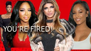Breaking News Bravo to fire Teresa RHONJ! Porsha & Drew  RHOA done with Kenya! Bolo refuse to film!