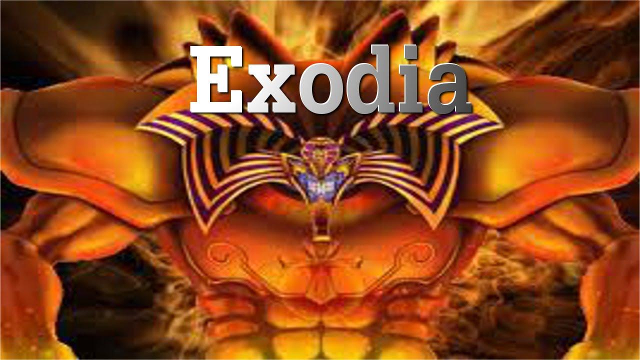Exodia Yugioh
