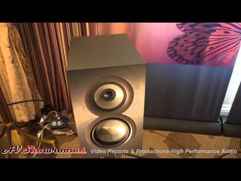 ELAC, Andrew Jones, $500 Uni Fi UB5 loudspeakers, best loudspeaker value in the world, CES