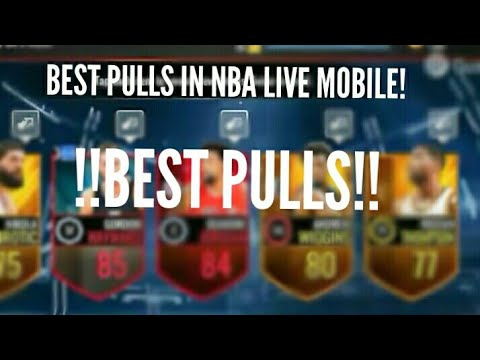MOST UNBELIEVABLE PULLS - NBA LIVE MOBILE