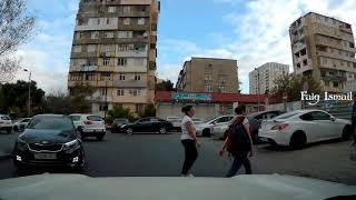 Баку Ахмедлы два круга Неапольский и Украины улица Худу Мамедова