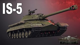 IS-5 (Object 730) - Niesamowita nagroda  - World of Tanks