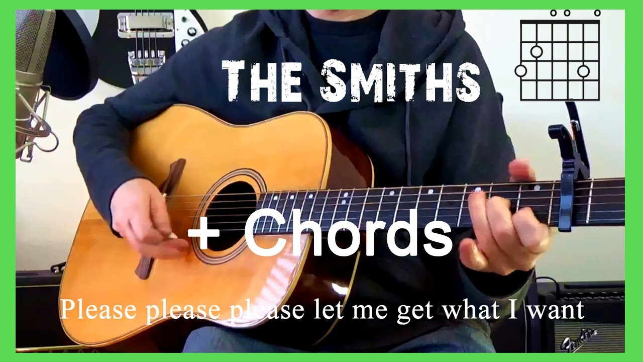 The Smiths   Please please please + CHORDS 15