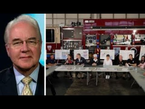 Secretary Tom Price on supporting local efforts in Texas
