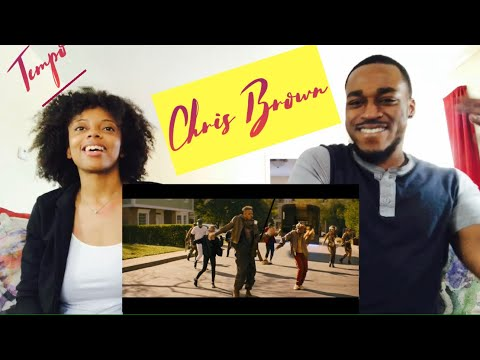 Chris Brown - Tempo |Official Music Video| (Th&Ce Reaction)