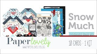 10 Cards | 1 Kit – SSS January 2019 Card Kit (Part 1 of 2)