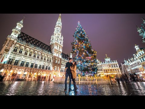 CHRISTMAS IS MAGIC IN BRUSSELS!