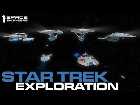 Space Engineers - Star Trek Adventures in Enhanced Exploration Mod