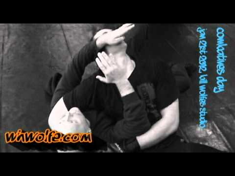 Ground Fighting Creating Gap | Bill Wolfe | Wolfes Combatives | Defendo