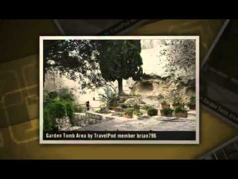 """""""Relaxing day with a visit to the Garden Tomb"""" Brian796's photos around Jerusalem, Israel"""