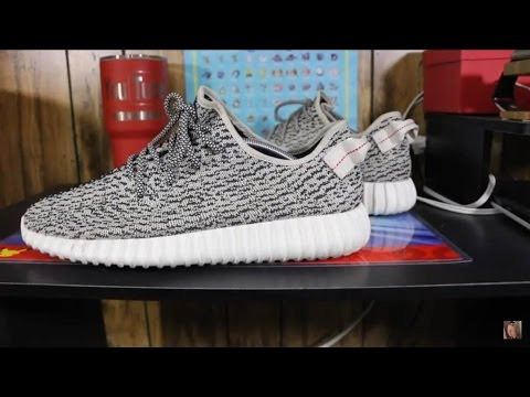 How to Tell If Your Yeezy Boost 350 Turtle Dove Are Real! Legit Check!