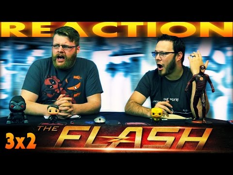 "The Flash 3x2 REACTION!! ""Paradox"""