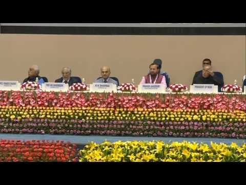 National Convention on Digital Initiatives for Higher Education at Vigyan Bhawan on 9th July