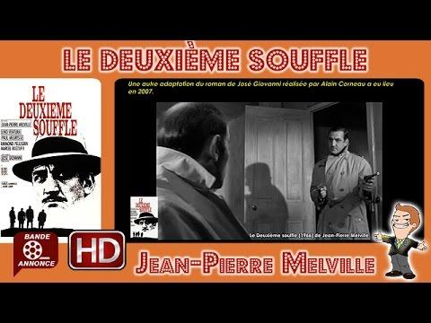 Le Deuxième souffle de Jean-Pierre Melville (1966) #MrCinema 168