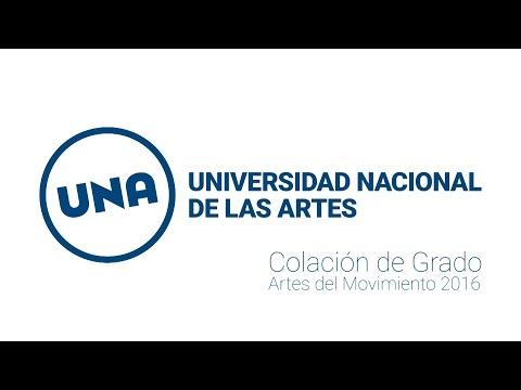 COLACIÓN ARTES DEL MOVIMIENTO 2016