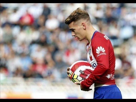 Real Sociedad vs Atletico Madrid 0-1 18.10.15