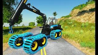 Kids Toys & Tractors - Kinder Fahrzeuge | Toy Channel