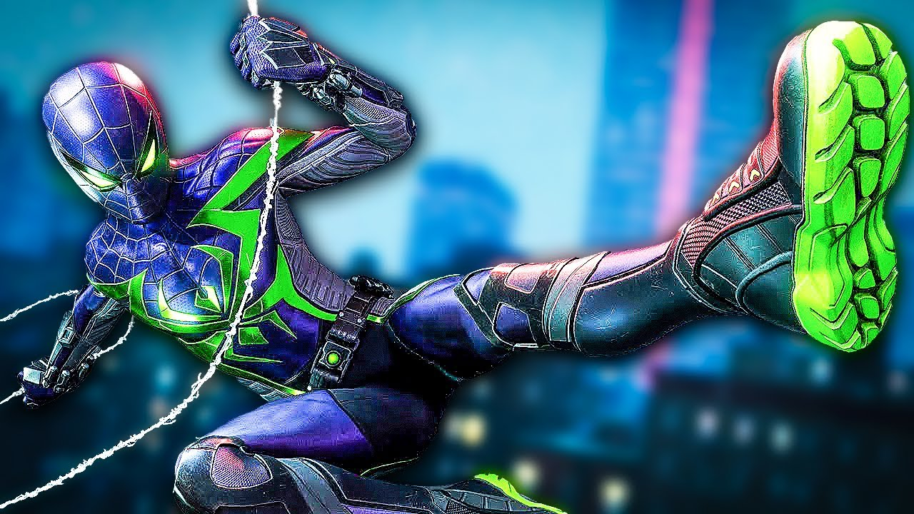 UNLOCKING THE PROWLER SUIT! - Spider-Man: Miles Morales - Side Missions