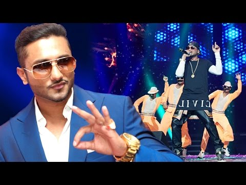 Honey Singh Wants To Win A Grammy Award For India