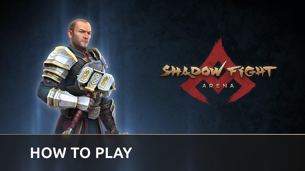 Shadow Fight Arena: How to Play Sarge